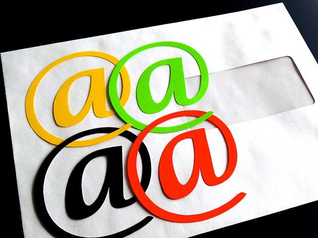 5 najczęściej popełnianych błędów przy pisaniu wiadomości email