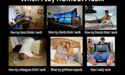 Dlaczego tak lubię pracować zdalnie?