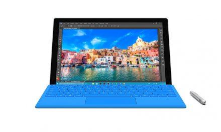 Microsoft Surface 4 Pro subiektywnie